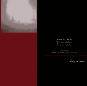 """Book """"Far away - yet close"""" By Anny Langer"""
