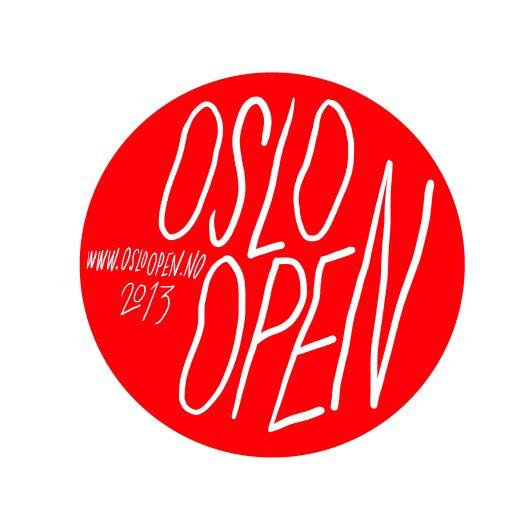 Offical logo for Oslo Open