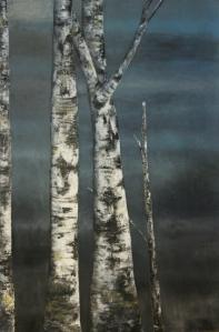 Painitng by Torhild Einardotter Floberg