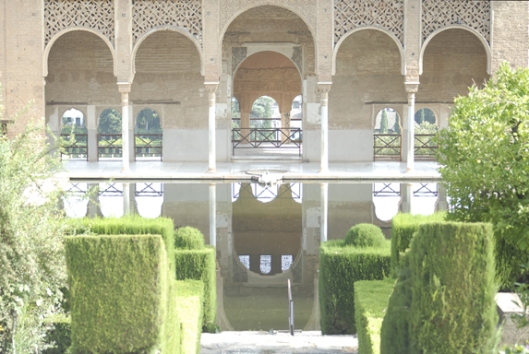Alhambra Granada 290 Copyright by Anny Langer