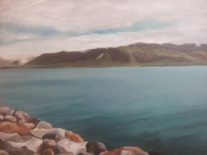 From Iceland 2 - work in progress Copyright by Anny Langer