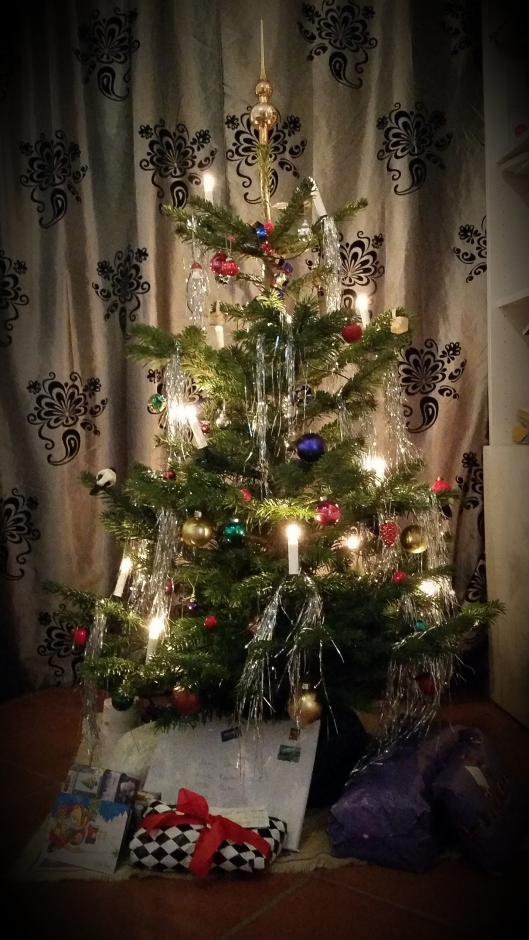 Christmas tree 2014 Photo & copyright by Anny Langer