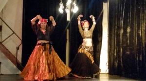 "Copyright by Anny Langer 2015 ""Dancers"""