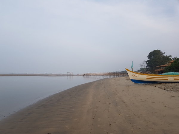 Mandrem beach